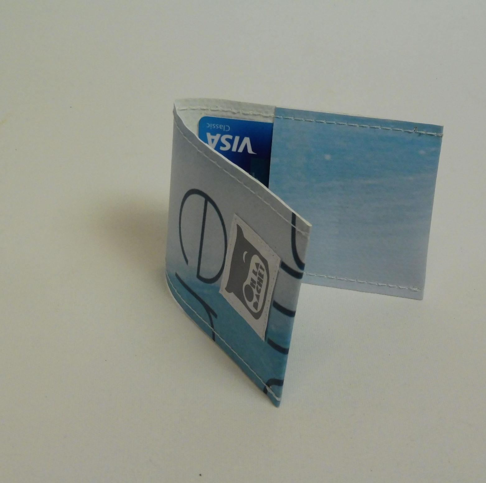 NOé Porte cartes en bâche par Oh_la_bâche D
