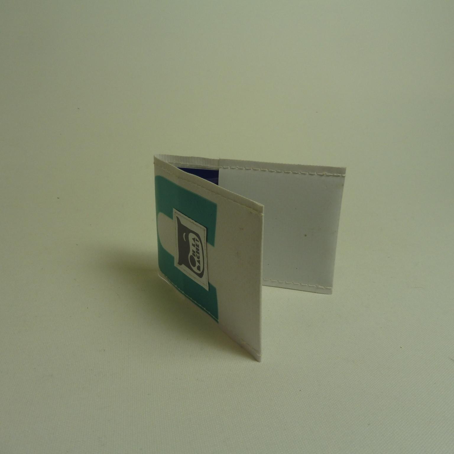 NOé Porte cartes en bâche by Oh_la_bâche D
