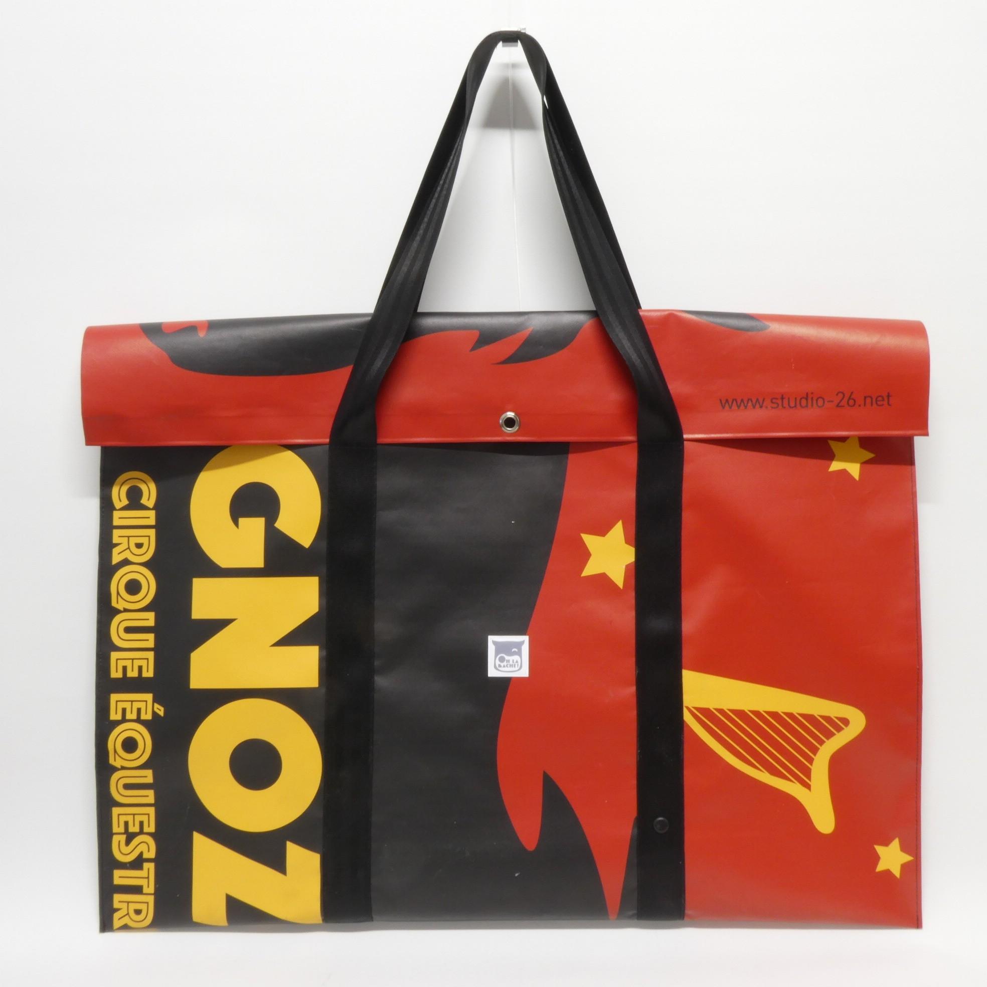 PAULIN sac de transport dessins by Oh la bâche