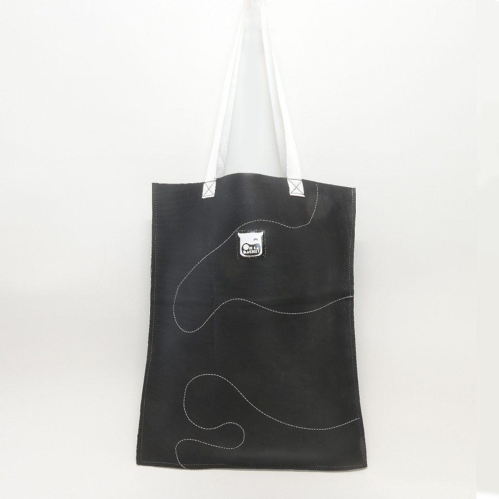 Oh la bâche ! Franc-blanc-devant-1024x1024 TITUS Grand Tote Bag en chambre à air