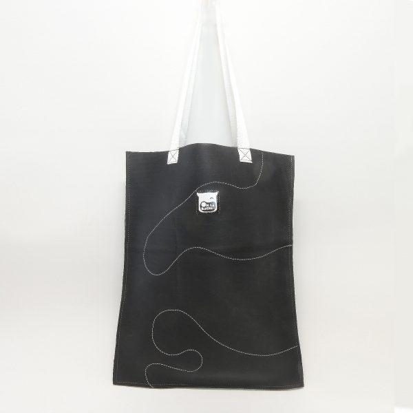 Oh la bâche ! Franc-blanc-devant-600x600 TITUS Grand Tote Bag en chambre à air