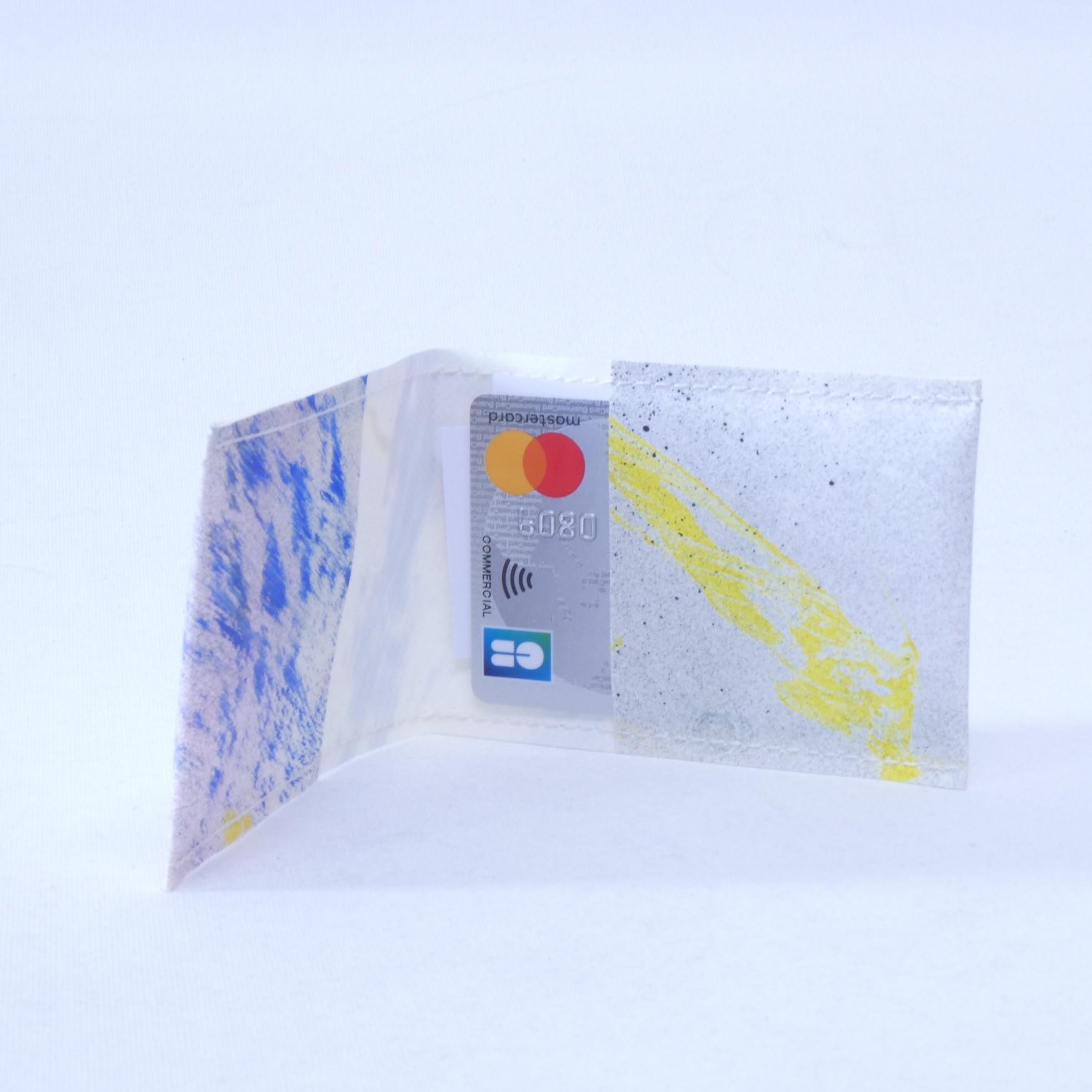 NOé Porte carte by Oh la bâche! j ouvert